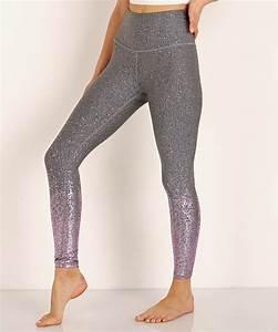 Keds Size Chart Beyond Yoga Alloy Ombre High Waisted Midi Legging Shiny