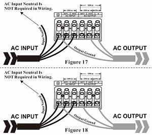 Dc Ac Cable Wiring For Sigineer Power Inverter Chargers