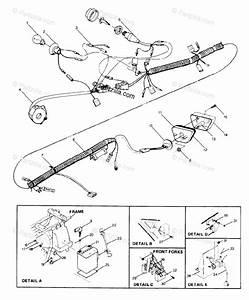 Polaris Atv 1987 Oem Parts Diagram For Wire Harness