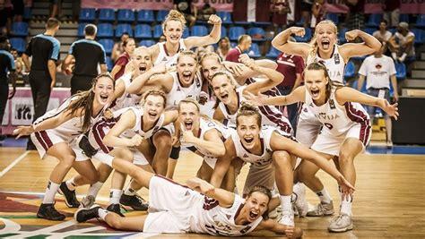 Pasaules U19 kauss: Latvijas meitenes A grupā ar Taizemi ...