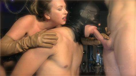Slaves Teenage Blowjob By Guy