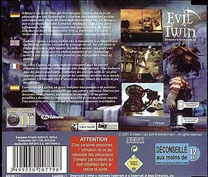 Evil Twin  Cyprien U0026 39 S Chronicles  Europe  Dc Iso Download