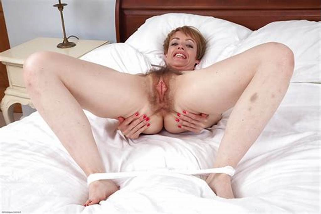 #Pale #Skinned #And #Short #Haired #Mature #Maria #Shows #Really