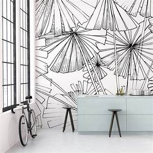 Au Fil Des Couleurs Papier Peint : papier peint tropical notre s lection pour une d co ~ Melissatoandfro.com Idées de Décoration