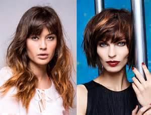 coupe de cheveux femme tendance coupe de cheveux le décryptage des tendances de l automne hiver femme actuelle