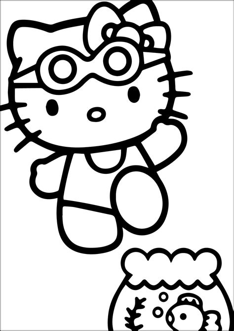 nice coloring page 06 10 2015 034705 Hello kitty