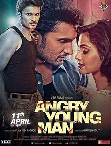 Angry Young Man Movie Posters And Wallpapers