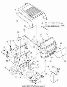 Wiring Diagram Bolens Ht20