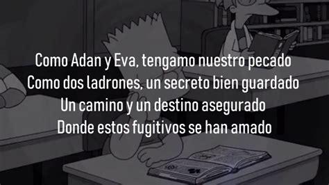 Paulo Londra Adán Y Eva Letra YouTube