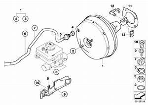 Bmw 525i Brake Servo Unit  Brakes  Power  Maintenance