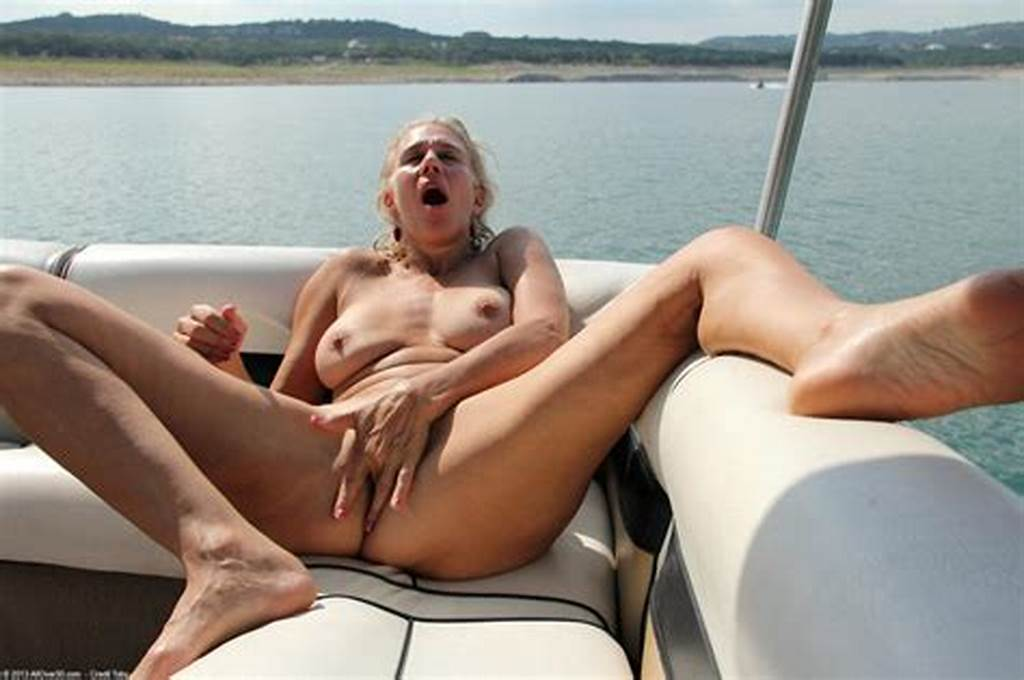 #Mature #Wife #Nude #On #Boat
