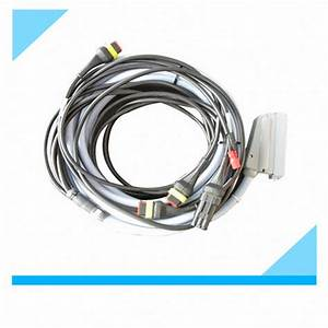 China Factory Automotive Lpg Engine Wiring Harness For Car