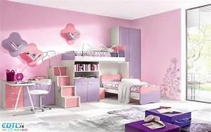 Chambre Fille 4 Ans : deco chambre fille 4 ans visuel 3 ~ Teatrodelosmanantiales.com Idées de Décoration