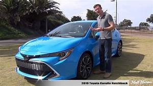 Review  2019 Toyota Corolla Hatchback  Manual   Auto
