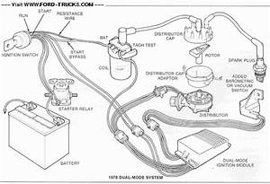 Wiring Diagram For 78 Ford