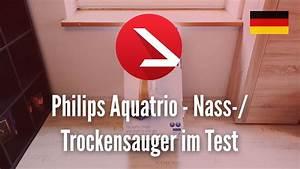 Nass Und Trockensauger Test : philips aquatrio nass trockensauger im test youtube ~ A.2002-acura-tl-radio.info Haus und Dekorationen