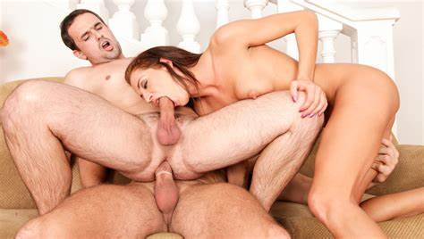 Anal Fiends Bisexual Three
