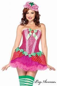 Lingerie De Charme : tenue de miss charlotte aux fraises ~ Maxctalentgroup.com Avis de Voitures