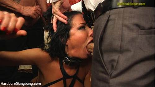 Veronica Avluv Foursome Party #Veronica #Avluv #At #Hardcore #Gangbang #From #Kink