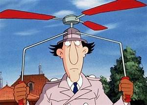inspector gadget was the worst detective of all time but