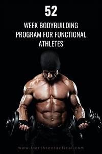 52 Week Bodybuilding Program For Functional Athletes