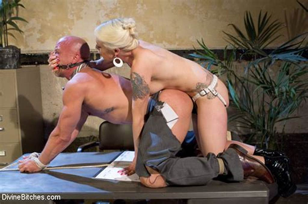 #Mistress #Lorelei #Lee #Destroys #Cocky #Business #Man #With
