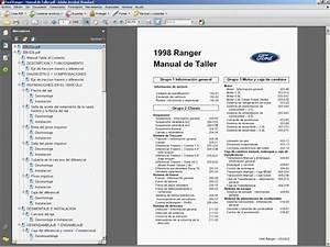 Ford Ranger - Manual De Taller