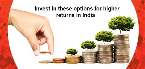 There are many investment options in india and each one has its own risks involved. Invest in these options for higher returns in India ...