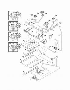 Kenmore 79078762405 Gas Range Parts