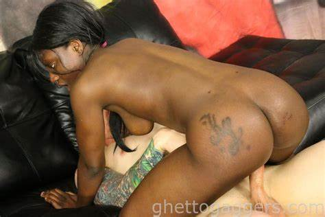 Blacks Ghetto Baby Dicked Intense