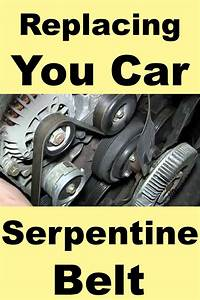 Replacing The Serpentine Belt  How To Replace The