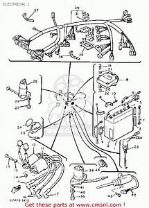 1983 Yamaha Xj750 Wiring Diagram