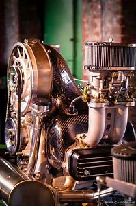 2 0 Vw Type 4 Engine With Porsche Style Cooling Fan And