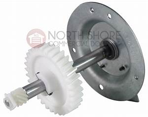 Liftmaster 41c4470 Gear And Sprocket Assembly