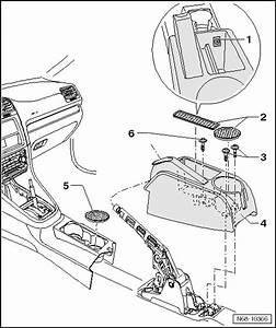 Volkswagen Workshop Manuals  U0026gt  Golf Mk6  U0026gt  Body  U0026gt  General