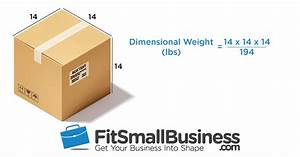 Fedex Shipping Zones Chart Fedex Ups Dimensional Weight Calculator Mistakes To Avoid