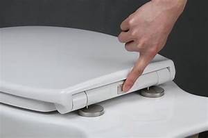 Wc Sitz Schwarz Weiß : wc sitz modern mit absenkautomatik in weiss duroplast badkeramik wc sitze ~ Bigdaddyawards.com Haus und Dekorationen