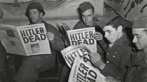 Eiropu iznīcina Hitlera lāsts - Neatkarīgā