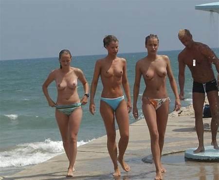 Teen Young Nude Beach