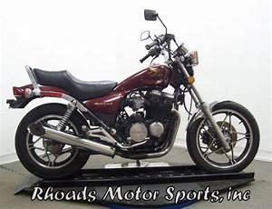 1983 Honda Cb550 Sc Nighthawk  Vin007528  For Sale In