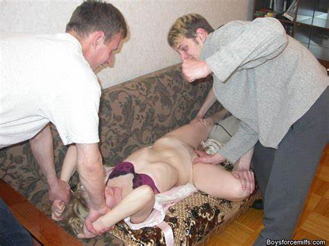 Euro Mommy Forced Her Boy Force Pervert