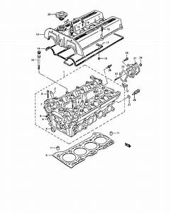 Cylinder Head For  Swift Sf413