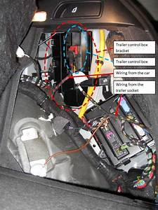 Q5 Trailer Module And Harness Wiring Question