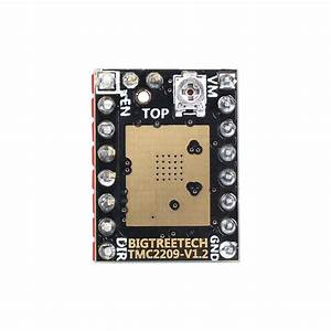 5pcs Bigtreetech Tmc2209 V1 2 Silent Stepsticks Stepper