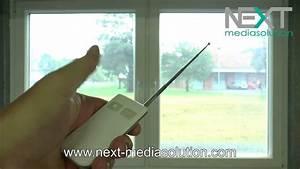 Sichtschutzfolie Für Fenster : dimmbare sichtschutzfolie f r fenster zum nachr sten youtube ~ A.2002-acura-tl-radio.info Haus und Dekorationen