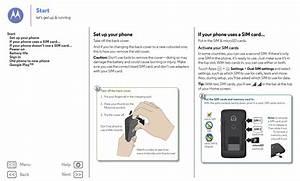 Manual - Motorola Moto E - Android 5 1
