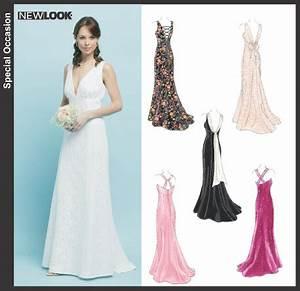 Meilleur blog robe patron couture robe de soiree longue for Patron de robe de mariée