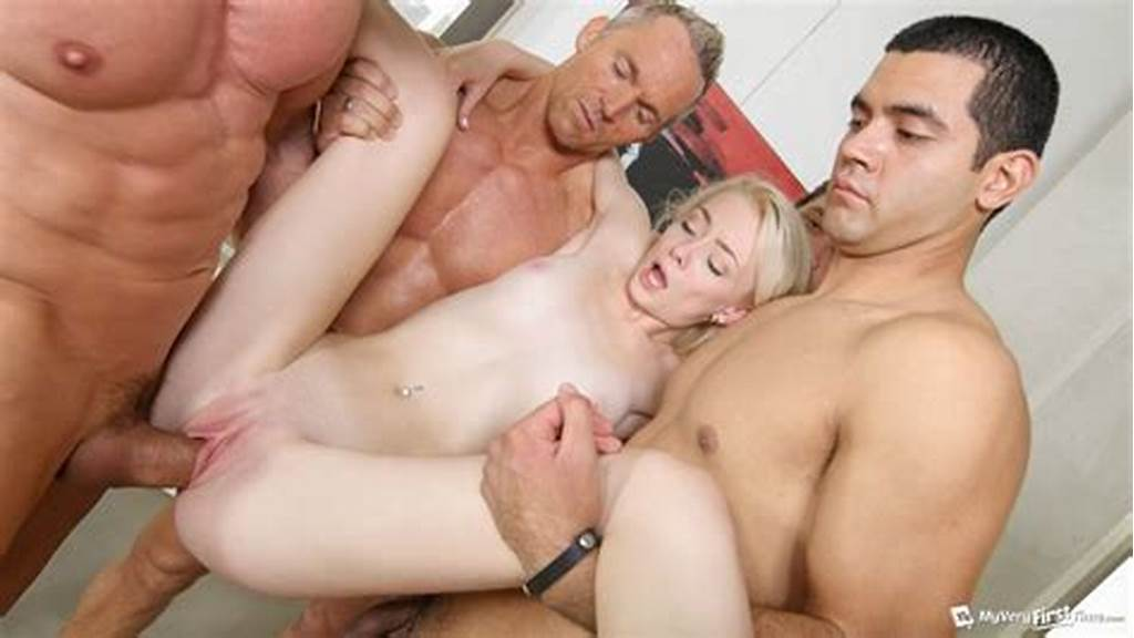 #Maddy #Rose #First #Time #Gang #Banged