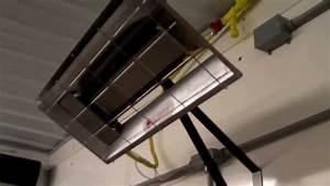 Mr Heater 22k Lp Infrared Radiant Garage Heater Mh25lp