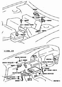 Electronic Fuel Injection System For 1990
